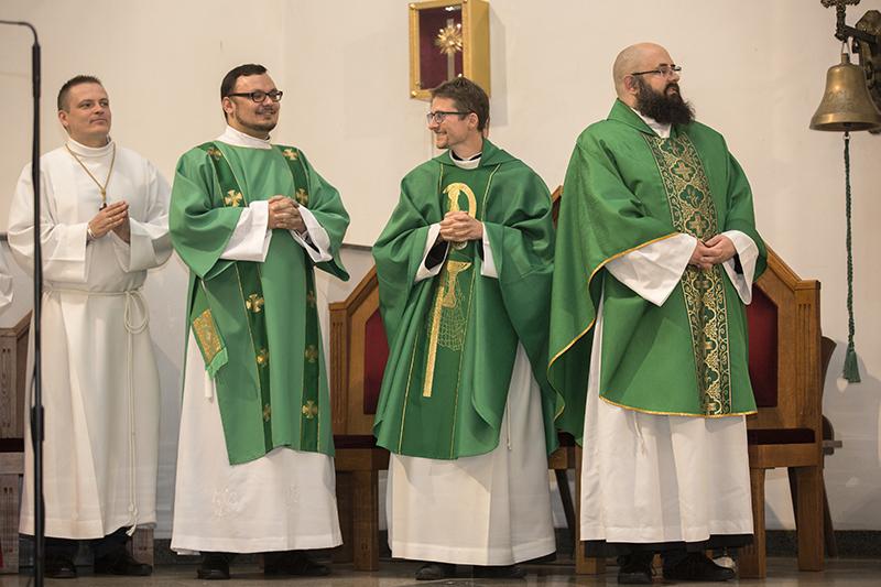 Msza Święta Wspólnoty Szkolnej