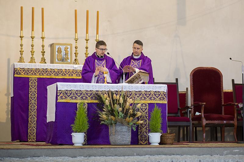 Eucharystia Wspólnoty Szkolnej