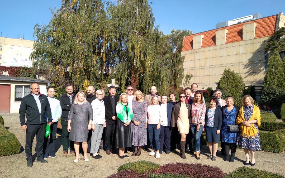 Spotkanie dyrektorów i wicedyrektorów szkół pijarskich