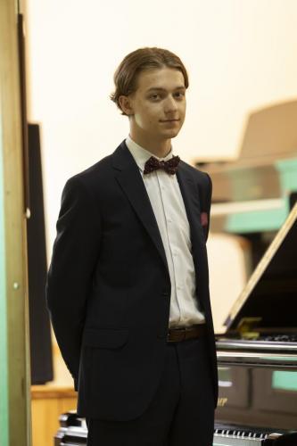 Jakub Naglik koncert