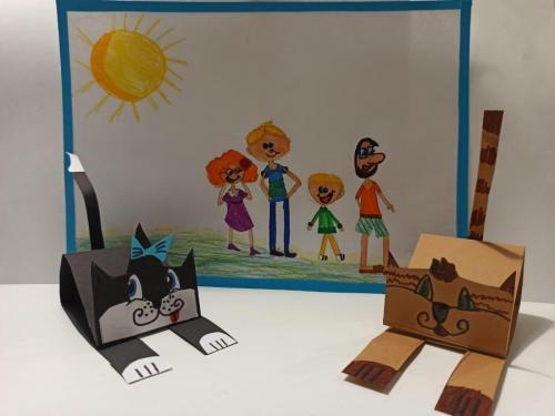 Dzień Kota - konkurs dla bibliotek szkolnych